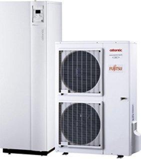 Tepelné čerpadlo Alfea Excellia EXCEPACK S11 - PS 100